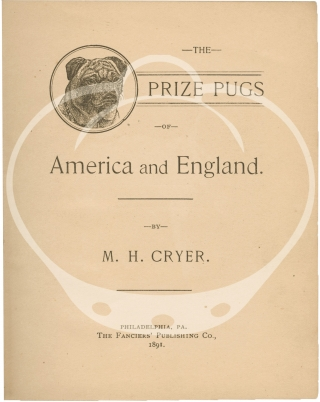The Prize Pugs of America and England