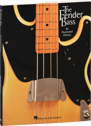 The Fender Bass: An Illustrated History (First Edition). J. W. Black, Albert Molinaro, Dave...