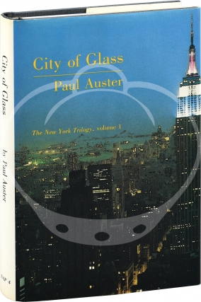 The New York Trilogy: City of Glass, Ghosts, and The Locked Room