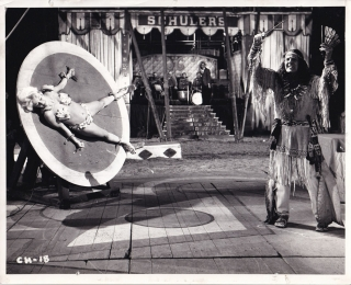 Circus of Horrors (Original photograph from the 1960 British film). Sidney Hayers, George Baxt,...