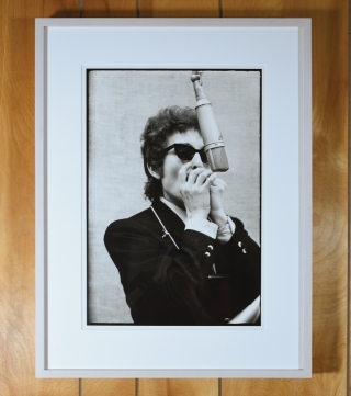 Original oversize photograph used for the cover of the 1991 release Bootleg Series, Volume 1-3