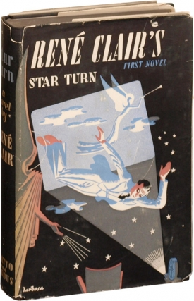 Star Turn (First UK Edition, both pre-publication and published variants). Rene Clair