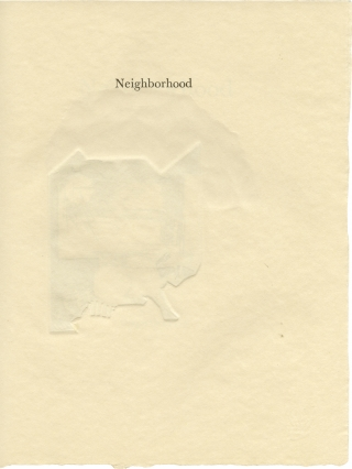 Neighborhood: An Early Fragment From Ray