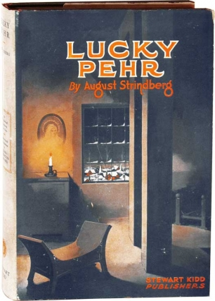 Lucky Pehr (First Edition). August Strindberg